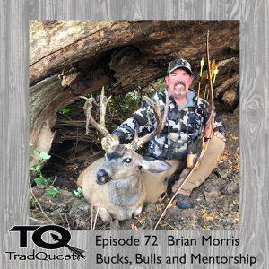 Episode 72 Brian Morris Bucks,Bulls and Mentorship | Tradquest