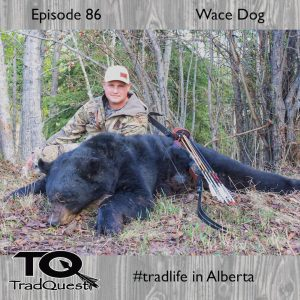 Episode 86 Wacey Arthur Tradlife In Alberta Tradquest podcast
